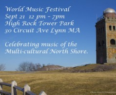 11th Annual World Music Festival